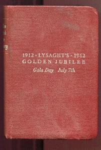 L 1962 Dictionary