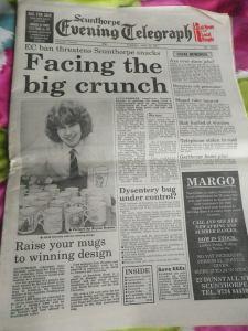 1991 newspaper