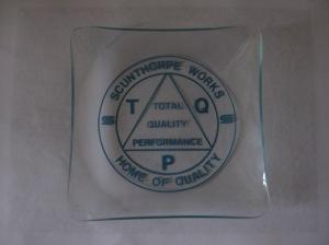 British Steel TQP 1990's